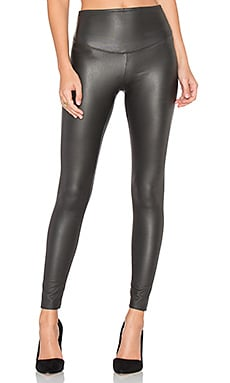 Tony Faux Leather Legging