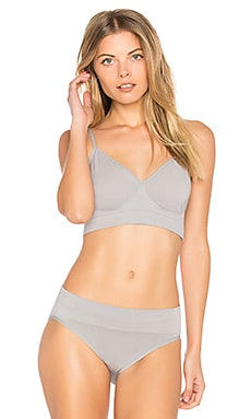 Audrey Seamless Day Bra en Sleet