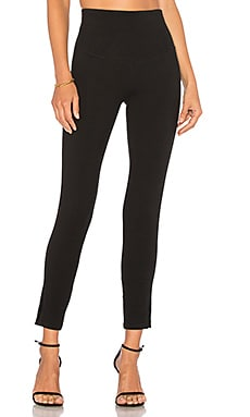 Leggings With Side Mesh