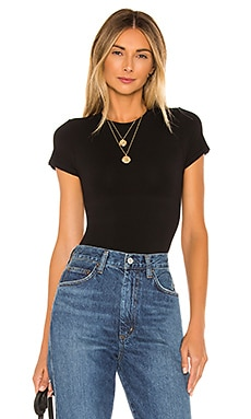 Short Sleeve Bodysuit Yummie $68 BEST SELLER