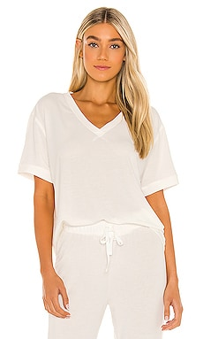Damian V-Neck Pullover Yummie $38