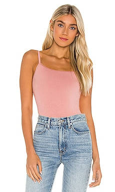 Seamlessly Shaped Nylon Outlast Top Yummie $23