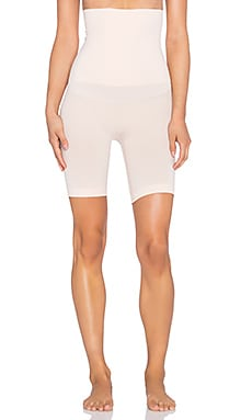 Yummie by Heather Thomson Cleo High Waist Short in Naked
