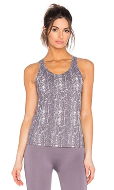 Yummie by Heather Thomson Janis Cut Out Tank in Creshar