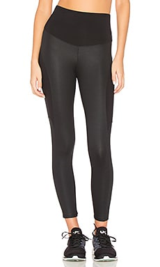 Coated Ankle Legging Yummie by Heather Thomson $39