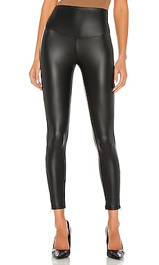 Faux Leather Leggings Yummie $68