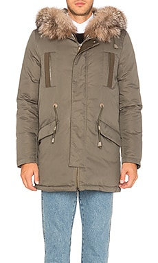 Hooded Parka w