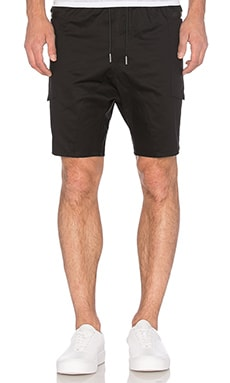 Zanerobe Salerno M.U. Short in Black