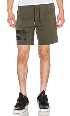 Zanerobe Highway Laguna Short in Olive