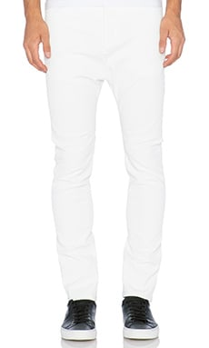 Zanerobe Low Blow Jean in White