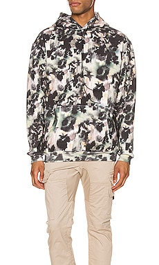 Foliage Hood Sweater Zanerobe $61