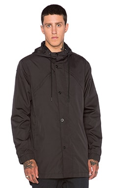 Zanerobe Tayton Storm Jacket in True Black