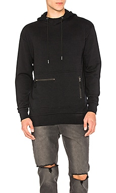 Rugger Hooded Sweatshirt