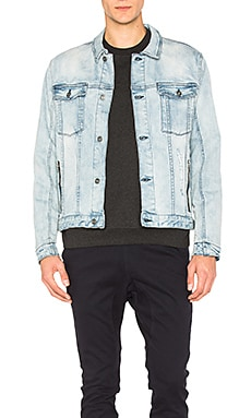 Zanerobe Greaser Denim Jacket Revo013g