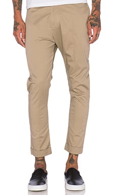 High Street Chino in Tan