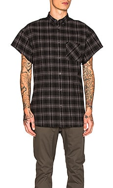 Рубашка с обрезанными рукавами rugger - Zanerobe 318 WAN