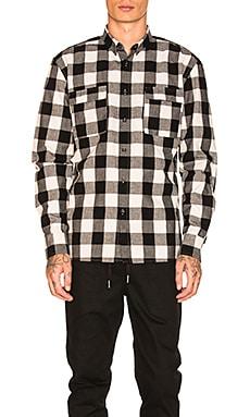 Flannel Box Longsleeve Shirt
