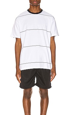 Space-Stripe Box Tee Zanerobe $27 (FINAL SALE)