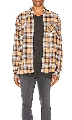 Checker Shirt Zanerobe $119