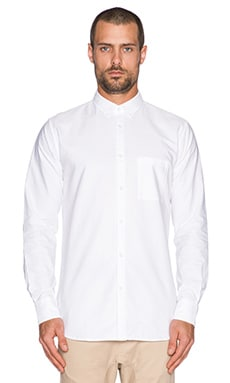 Zanerobe Seven Foot Shirt in White