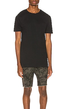 Zanerobe Flintlock Tee in True Black
