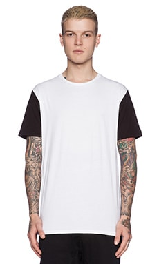 Zanerobe Flintlock Tee in White & Black