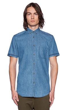Zanerobe Seven Foot Shirt in Denim