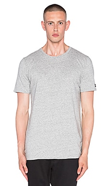 Zanerobe Flintock Tee in Grey Marle