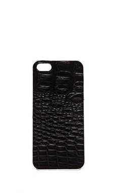 COQUE IPHONE 5 REPTILIA