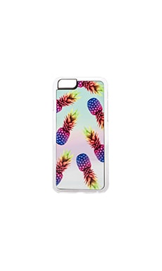 ZERO GRAVITY Pineapple IPhone 6 Case in Neon