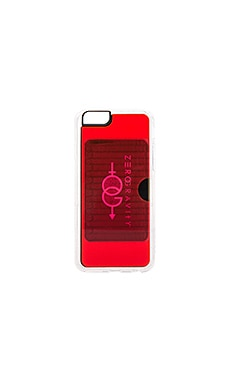 ZERO GRAVITY Benji iPhone 6/6s Case in Red