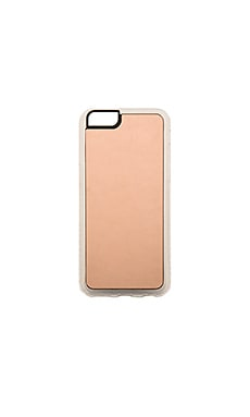 ZERO GRAVITY Rose Mirror iPhone 6/6s Case in Rose Gold