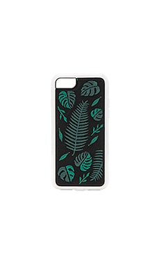 Fern Embroidered iPhone 6/7 Case