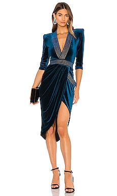 Eye of Horus Dress Zhivago $552 NEW ARRIVAL