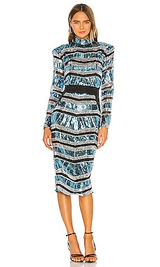 Illume Dress Zhivago $624