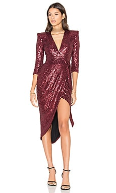 x REVOLVE Kinsey Wrap Dress