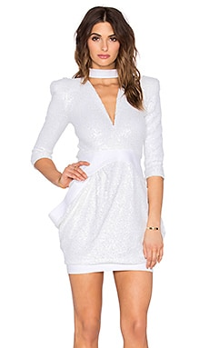 Zhivago The Risen One Dress in White