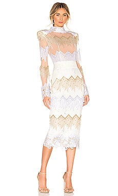 Chrysler Midi Dress Zhivago $648