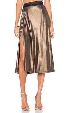 Espionage Skirt in Copper