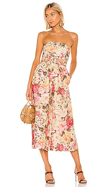 5d3f416b9d1c9 Honour Strapless Jumpsuit Zimmermann $530 ...
