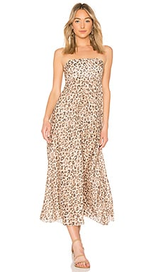 Melody Strapless Maxi Dress