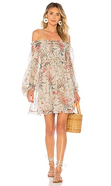 Bayou Flare Dress Zimmermann $745