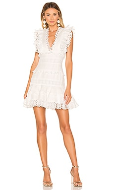 c298c96cf328 Wayfarer Paneled Flutter Dress Zimmermann  850 ...