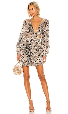 ROBE COURTE ALLIA Zimmermann $1,100