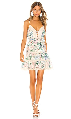 Verity Scallop Dress Zimmermann $695