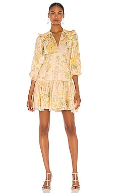 Amelie Corset Dress Zimmermann $557