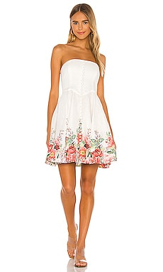 Bellitude Bustier Short Dress Zimmermann $695