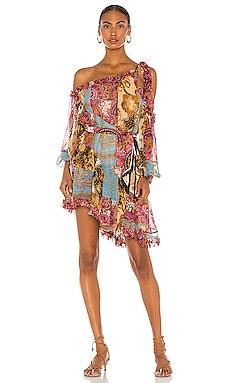 Fiesta Swing Dress Zimmermann $1,100