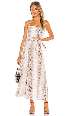 ROBE BELLITUDE Zimmermann $314