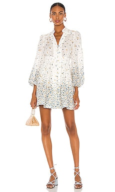 Carnaby Short Dress Zimmermann $695